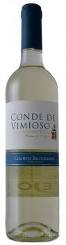 Vinho Branco Colheita Selecionada Conde Vimioso - Tejo 2018