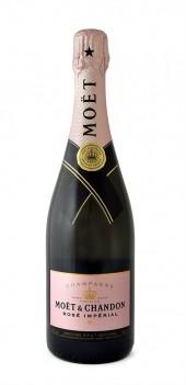 Champagne Moët & Chandon Imperial Rosé - França