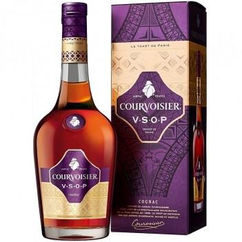 Cognac Courvoisier VSOP Very Superior Old Pale - França