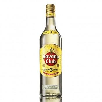 Rum Havana Club Anejo 3 anos - Cuba