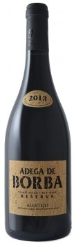 Adega de Borba - Rotulo de Cortiça - Vinho Regional Alentejano 2015