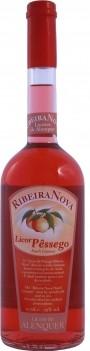 Licor Pêssego Ribeira Nova
