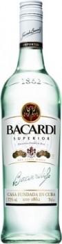 Rum Bacardi Superior - Destilados