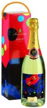 Espumante Murganheira Pinot Blanc Extreme 2013