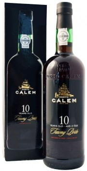 Vinho do Porto Calem Tawny Porto 10 Anos
