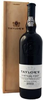 Vinho do Porto Vintage Taylors 2003
