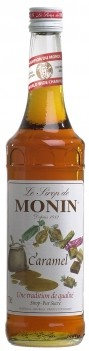 Monin  Xarope  Caramelo   (S/Alcool)