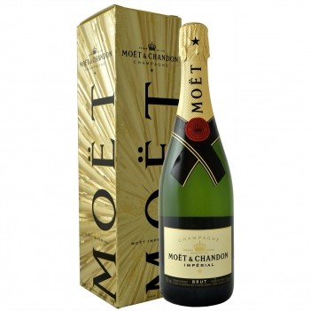 Moet & Chandon Champagne Imperial - Caixa Individual
