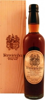 Ag. Velha Ferreirinha - Caixa de Madeira