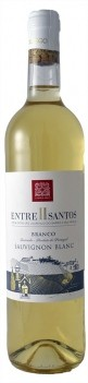 Vinho Branco Entre 2 Santos Sauvignon Blanc - Bairrada 2017