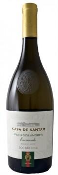 Vinho Branco Casa de Santar Vinha dos Amores Encruzado - Dão 2016