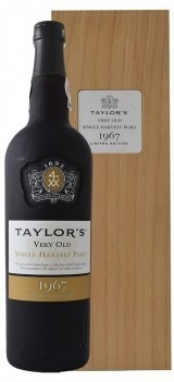 Taylors Single Harvest 1967 1967