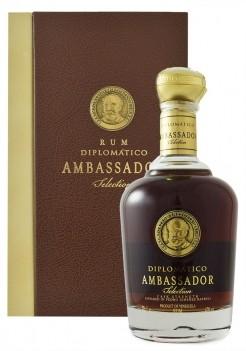 Rum Diplomatico Ambassador Selection