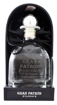 Tequila Patron Platinum - México