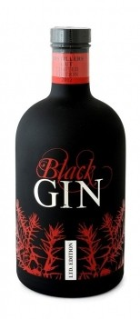 Gin Black - Limited  Edition 2012