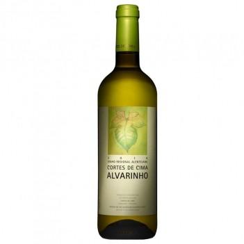 Vinho Branco Cortes de Cima Alvarinho - Alentejo 2018