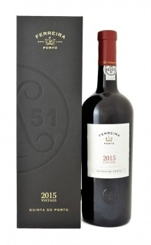 Vinho do Porto Vintage Ferreira Quinta do Porto 2015 2015