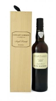 Vinho da Madeira Cossart Gordon Colheita 2005 2005