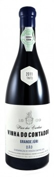 Vinho Tinto Vinha do Contador Grande Júri - Dão 2011