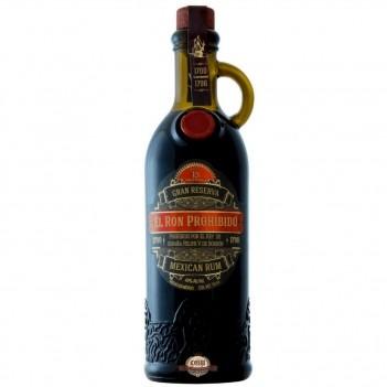 Rum El Ron Prohibido Gran Reserve 15 Anos