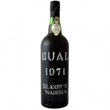 Vinho da Madeira Blandy's Bual Colheita 1971