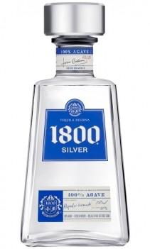 Tequila Jose Cuervo 1800 Silver