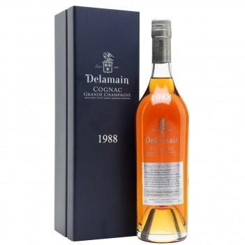 Cognac Delamain Vintage 1988 - Francês