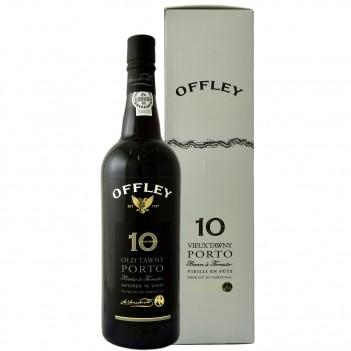 Offley Forrester 10 Anos