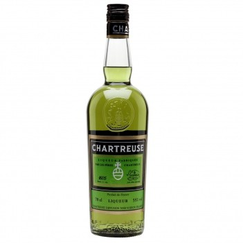 Licor Chartreuse Verte