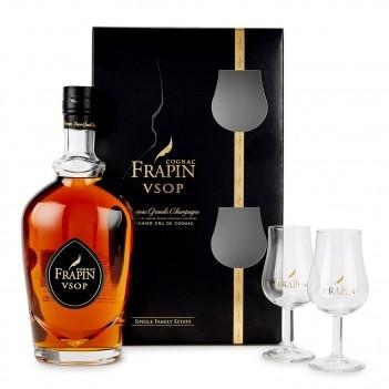 Cognac Frapin VSOP - Com Calices
