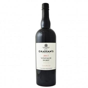 Vinho do Porto Vintage Grahams 2017