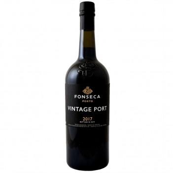 Vinho do Porto Vintage Fonseca 2017