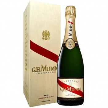 Mumm Champagne Salmanazar Magnum - 9 Litros
