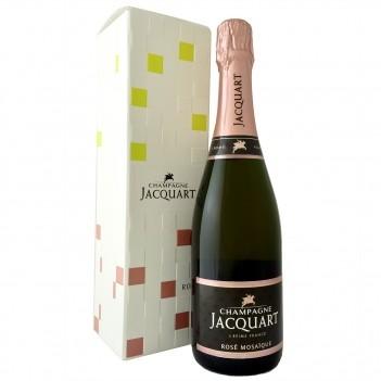 Champagne Jacquart Mosaique Rose - Caixa Individual