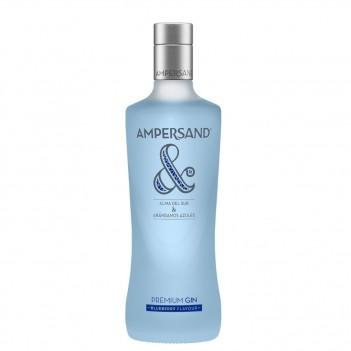 Gin Ampersand Blueberry