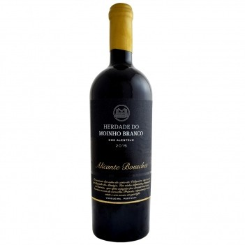 Vinho Tinto Herdade do Moinho Branco Alicante B. - Alentejo 2015