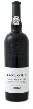 Vinho do Porto Vintage Taylors 2009
