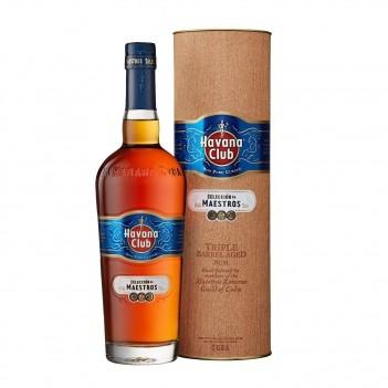 Rum Havana Club Seleccion Maestros Premium