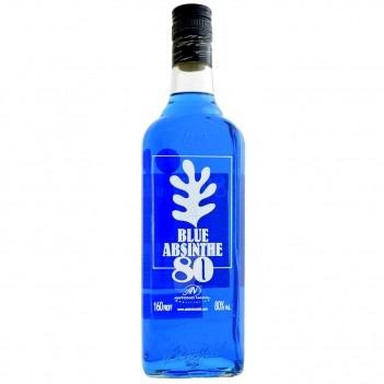 Absinto Blue Tunel / 80 Graus