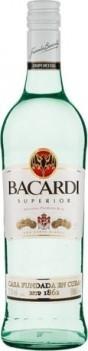 Rum Bacardi Superior - Litro