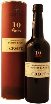 Vinho do Porto Croft 10 Anos - Nacional