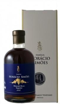 "Moscatel Roxo Superior ""Casa Horacio Simoes"" 2005"