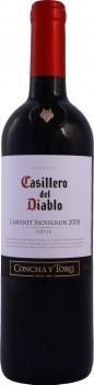 Casillero Del Diablo Cabernet Sauv. Reserva 2018