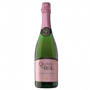 Espumante Quinta do Rol Extra Bruto Rosé