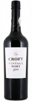 Vinho do Porto Vintage Croft 2011