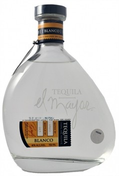 TEQUILA EL MAYOR BLANCO