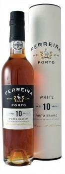 Porto Ferreira 10 Anos White Port 375ml.
