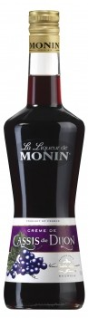 Licor Monin Cassis - 0,70 LT - França
