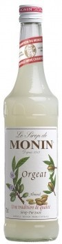Monin  Xarope  Orgeat - Amendoa   (S/Alcool)