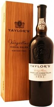 Vinho do Porto Vintage Taylors Vargellas Vinhas Velhas 2004